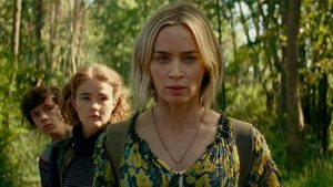 HE SAYS/SHE SAYS FILM REVIEWS Ep #013: A QUIET PLACE PART II
