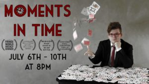 MOMENTS IN TIME – Josh Staley Interview