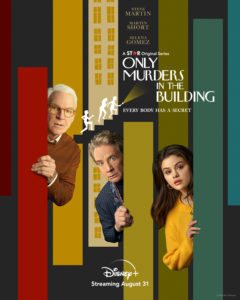 THE ONLY MURDERS IN THE BUILDING To Air On DISNEY+