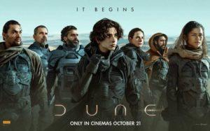 DUNE Trailer Released