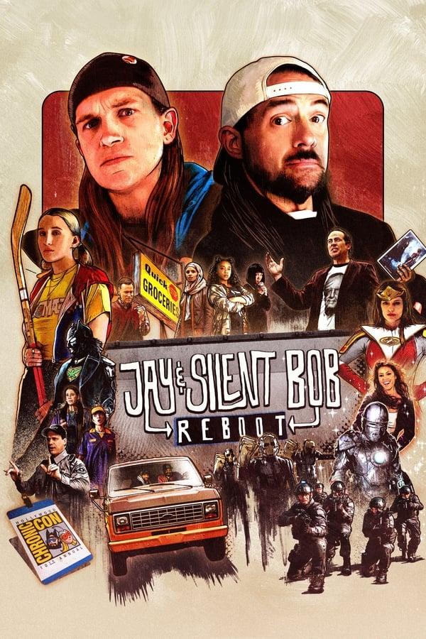 JAY & SILENT BOB REBOOT Review
