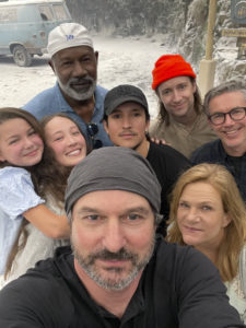 NO EXIT Wraps Shooting In NZ