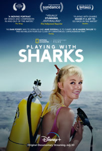 PLAYING WITH SHARKS Trailer Released