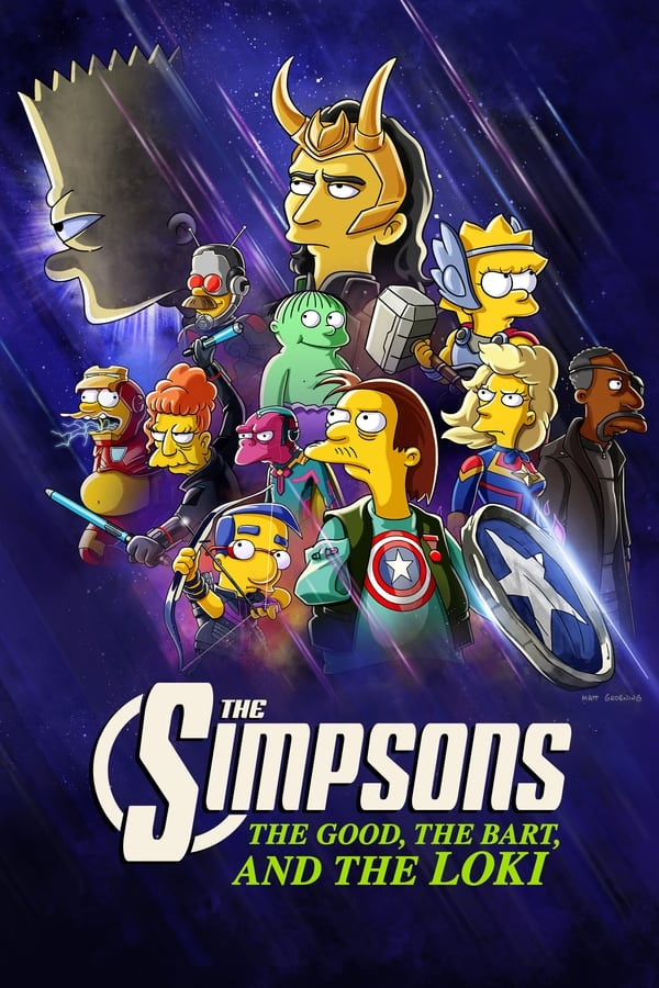 THE SIMPSONS: THE GOOD, THE BART AND THE LOKI Review