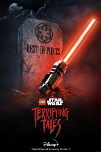 LEGO STAR WARS: TERRIFYING TALES To Screen On DISNEY+